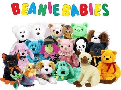 Remember Beanie Babies  They were a fad that took off in the late 90s when  my kids were young enough to participate. They were little stuffed animals  that ... 75d9e4a432d