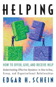 helping book cover